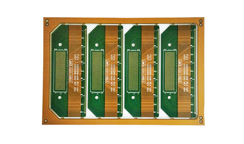 Customized made Multilayer flexible circuit board pcb