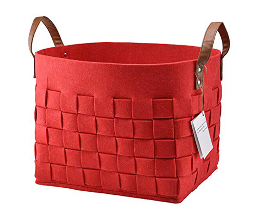 China factory products home felt basket