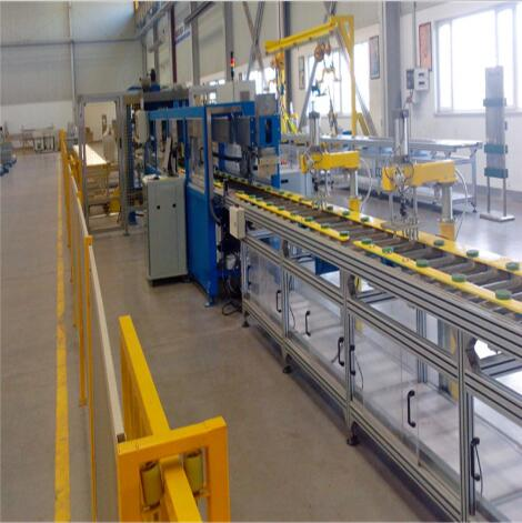 Busbar Automatic Production Machine Automatic Busbar Assembly Line