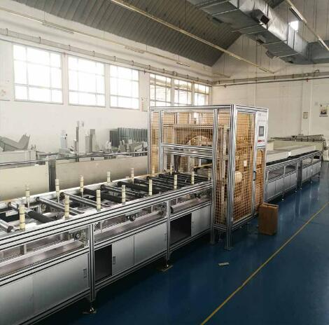 Busbar Automatic Packing Machine