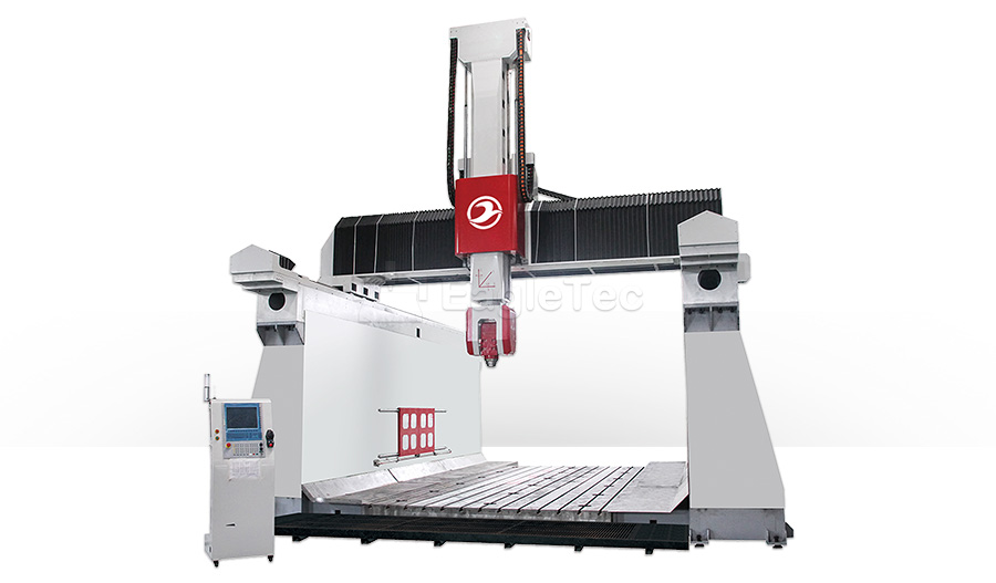 5 Axis CNC Router for Mold Making