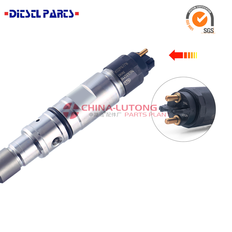 CAT CR Injectors 0 445 120 394 common rail diesel injectors