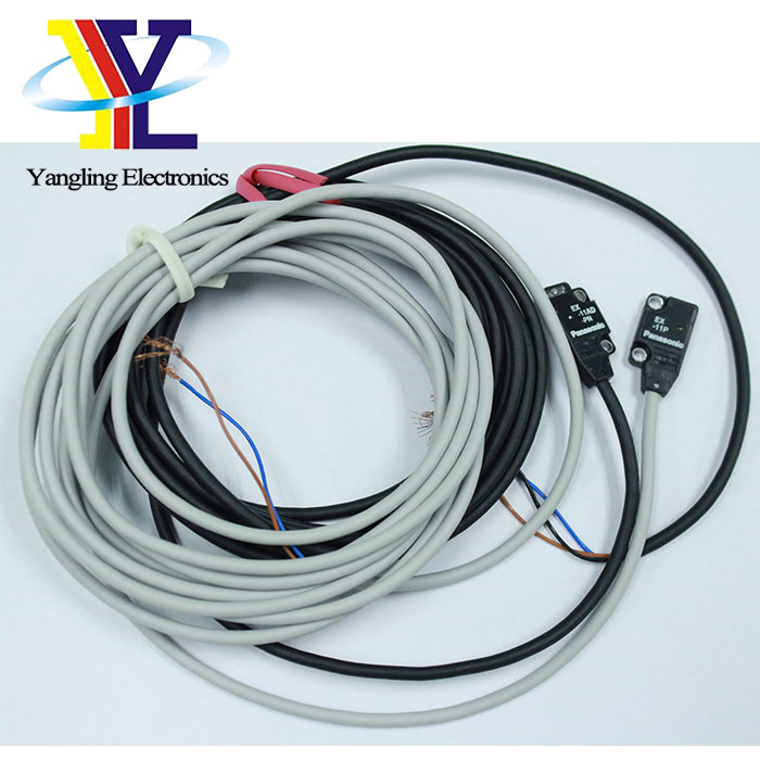 100% New EX-11AD-PN EX-11 Inductor Photoelectric Sensor from China