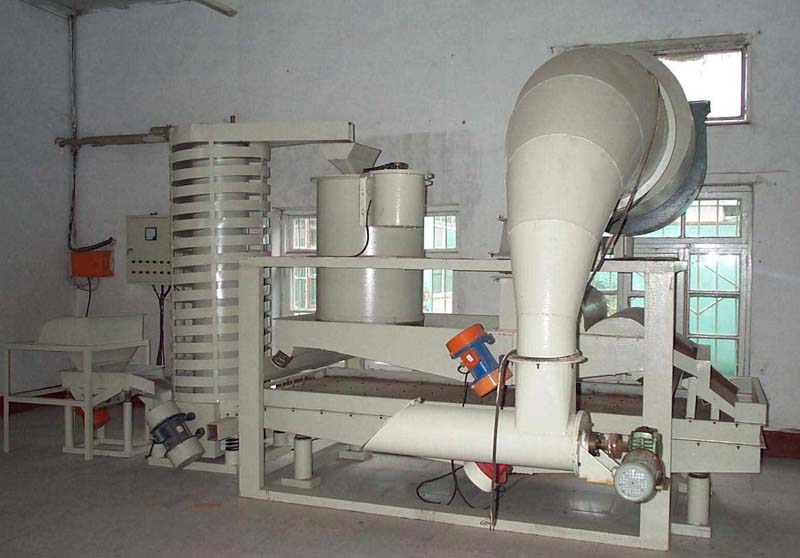 Sunflower Seed Shelling Machine TFKH1000