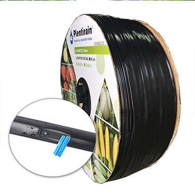Dripline with flat dripper  Drip Tape manufacturer   drip irrigation t tape