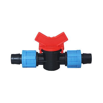 Drip tape mini valves  Drip Tape Mini Valves price Drip Irrigation Accessories supplier