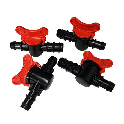 Drip line mini valves Drip irrigation pipe accessories Drip Line Mini Valves price Drip Irrigation Accessories