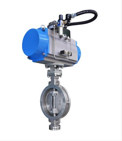BN Series Triple Off Set Butterfly Valve