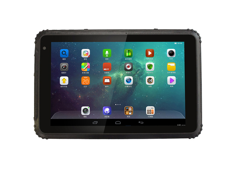 Android 7.0 high quality waterproof tablet rugged tablet PC