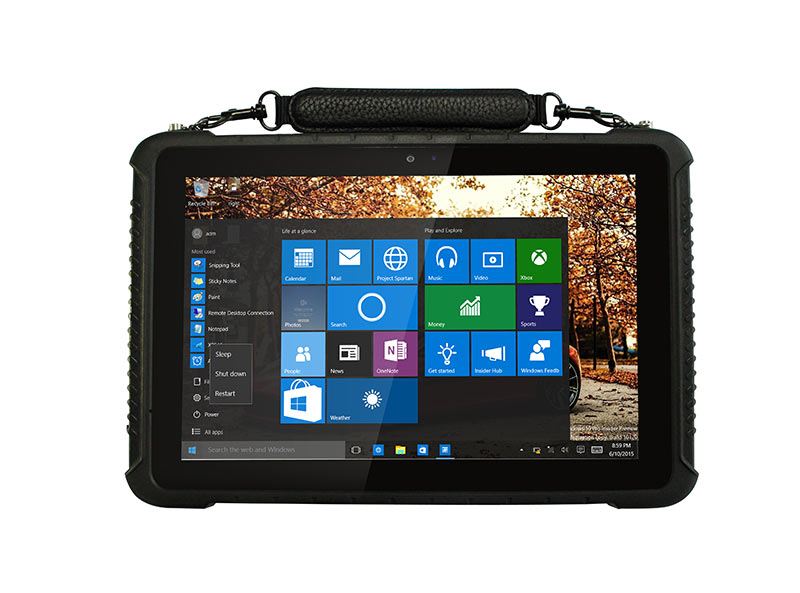 Wholesale 10 Inch IP65 Waterproof Android Rugged Tablet PC