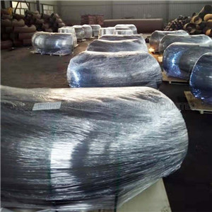 30° alloy steel Pipe Elbow