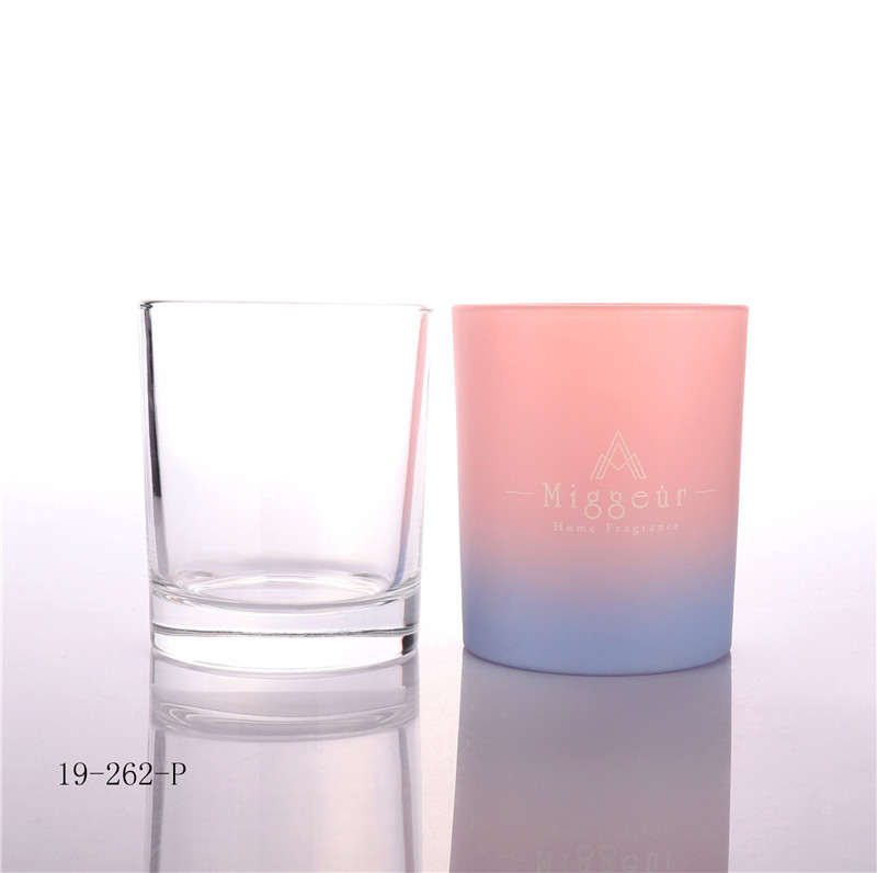 Luxury Candle Glass Jar