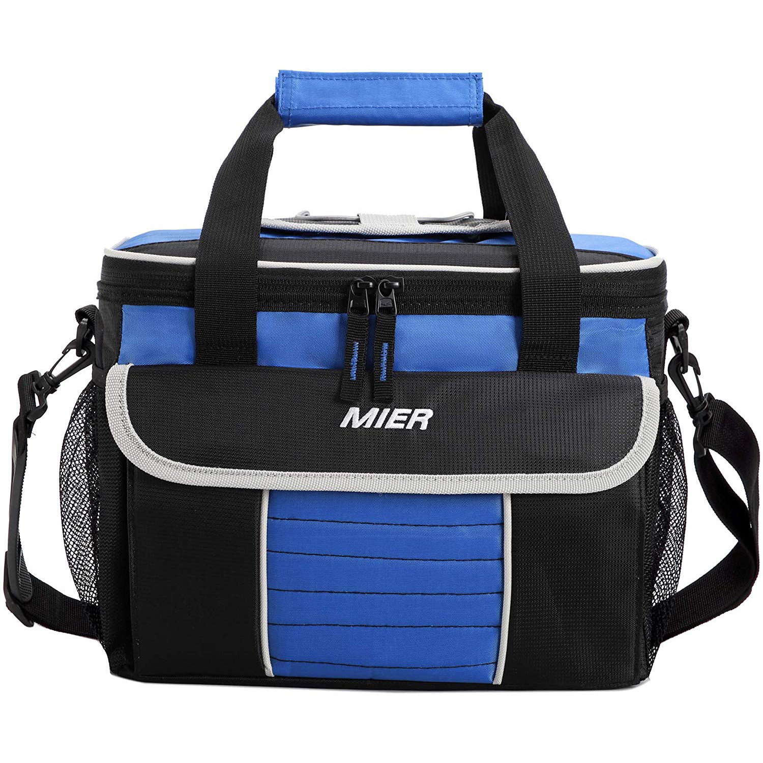 MIER Large Soft Cooler Bag Picnic Cooler Tote with Dispensing Lid