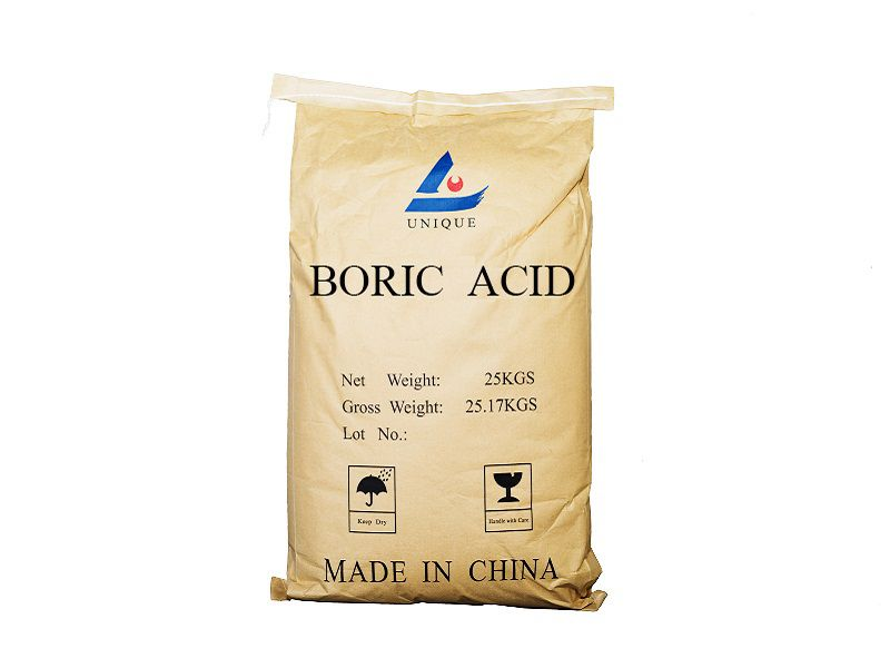 Boric Acid Flakes