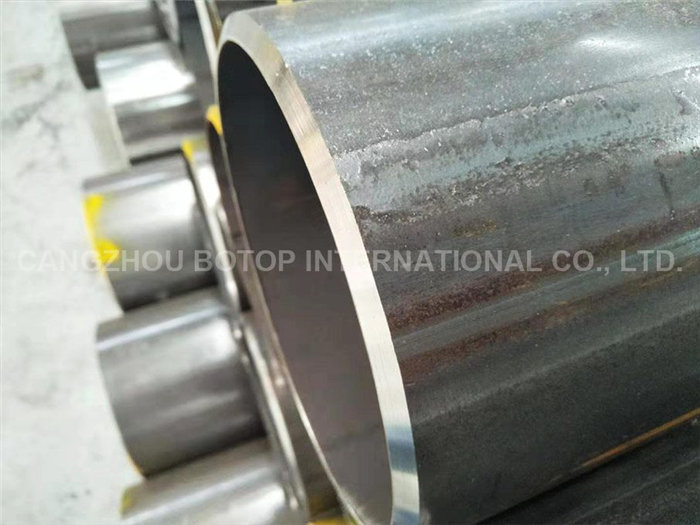 ASTM A252 GR.2 ERW Steel Piles Pipe