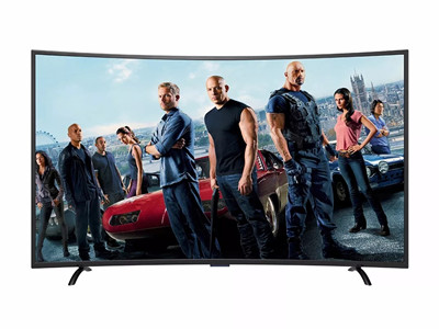 DLED HL18 curved high resolution TVS  curved OLED TVS  4k curved OLED TVS wholesale