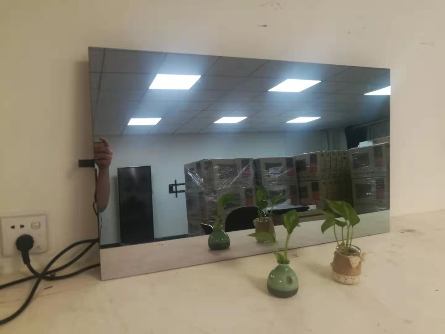 magic mirror Custom Magic Mirror  Mirror Advertising Device  Magic Mirror Wholesale
