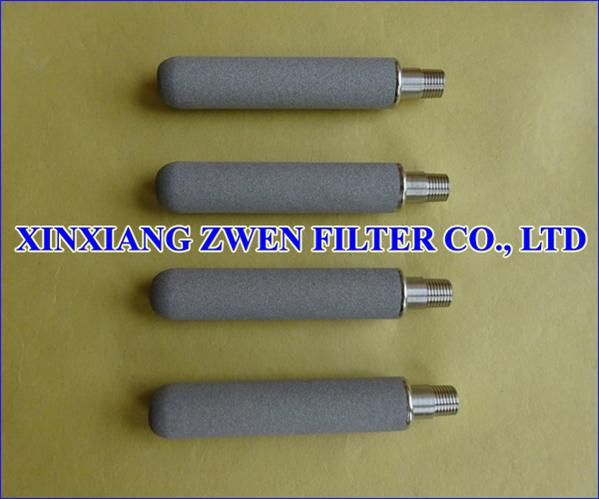 Ti Sintered Powder Filter