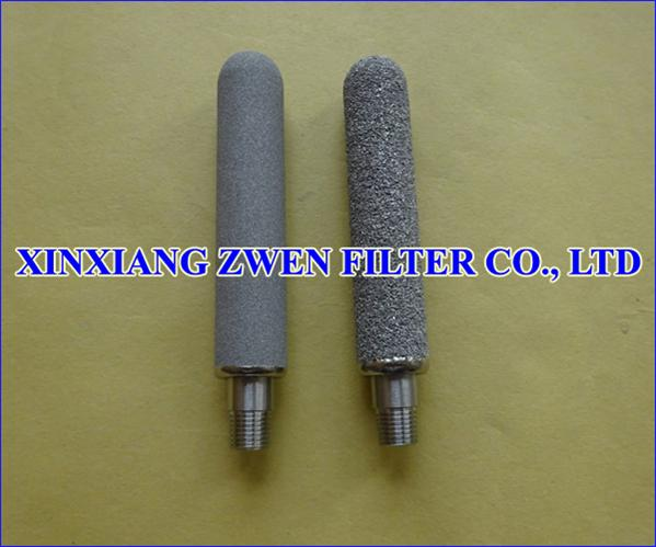 Titanium Sintered Powder Filter