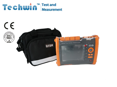 Techwin Fiber Tester OTDR Trace Viewer TW3100E