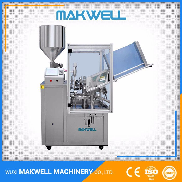 Hot Sale Efficient Tube Filling And Sealing Machine