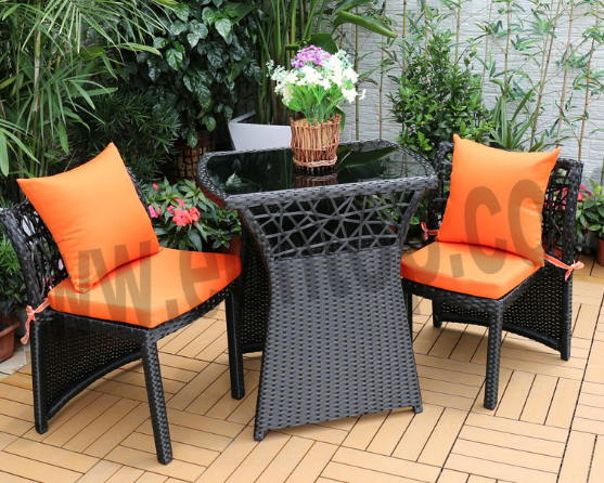 rattan table chair ETP-YXY-N3121
