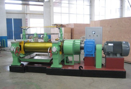 Rubber mixing mills-Two roll mixing mill