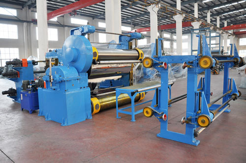 Rubber vulcanizer machine China-Rubber conveyor belt vulcanizer machine