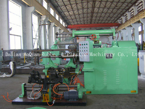 Tyre building machine China-Tread cooling line
