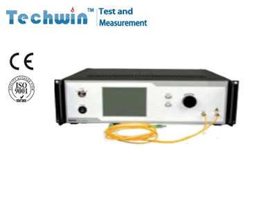 Techwin 1.0μm single-mode CW fiber lasers for Test and measure