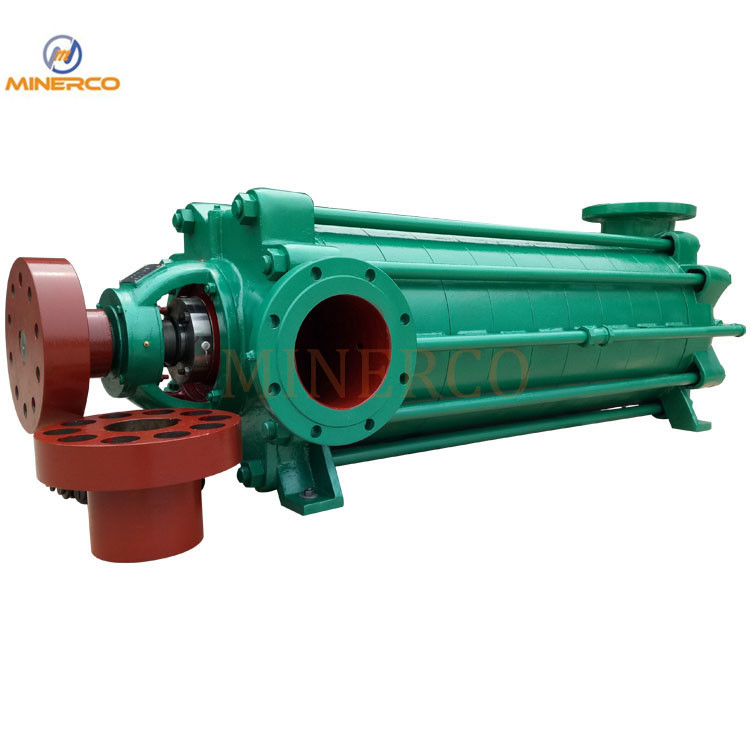 Horizontal High Power Stainless Steel Multistage Centrifugal Pump