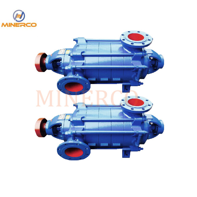 D Type China Manufacture High Pressure Multistage Horizontal Centrifugal Pump