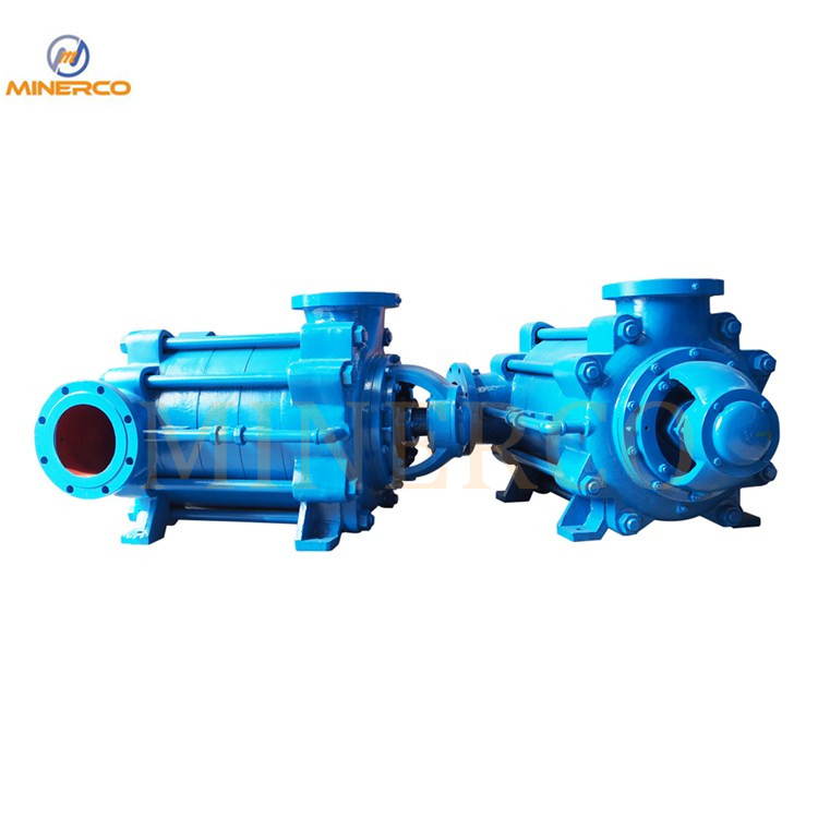 200 Bar 200 HP High Pressure Horizontal Centrifugal Multistage Water Pump