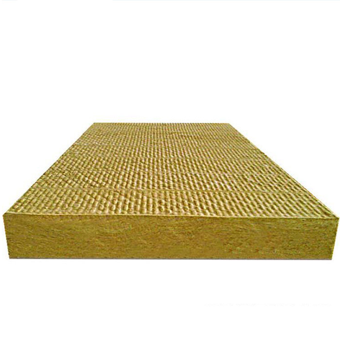 High fibre toughness Rock Wool Board for sale