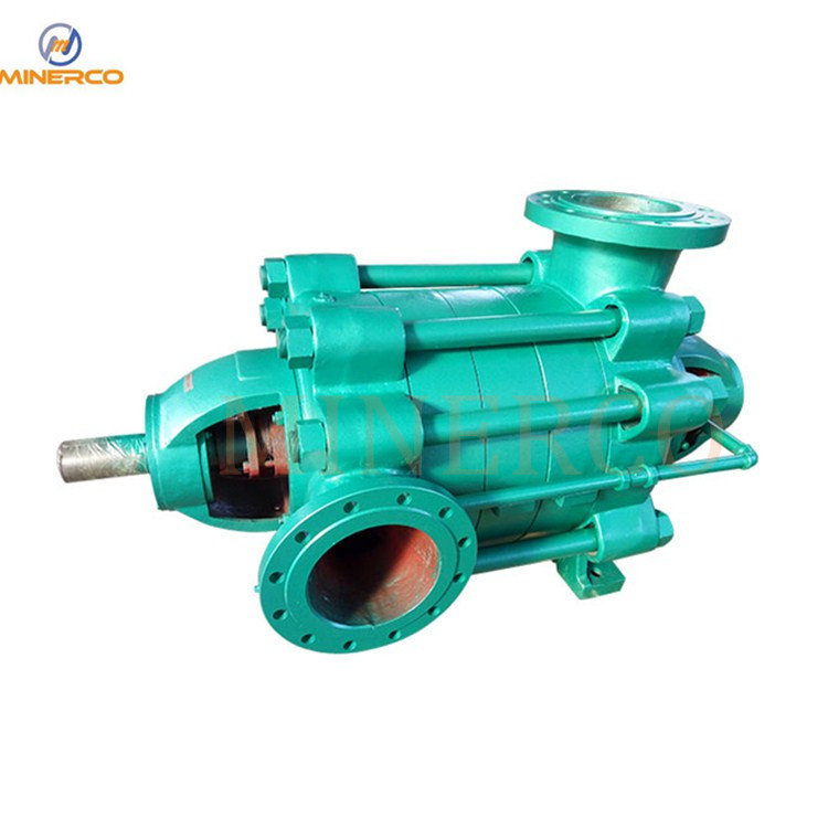 Multistage Water Pumps for High Rise Building