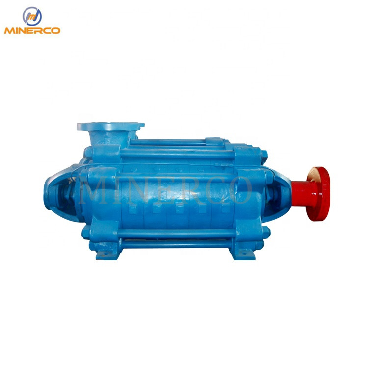 D Series High Pressure Horizontal Centrifugal Water Multistage Pump