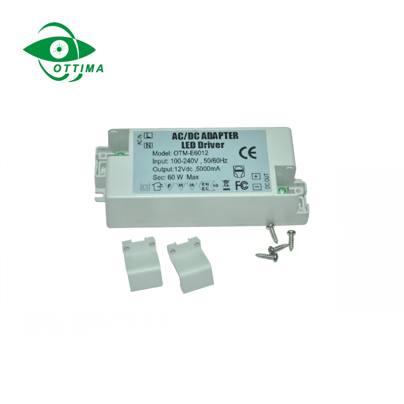 12v 12w LED driver LED driver with Plug supplier  outdoor led driver
