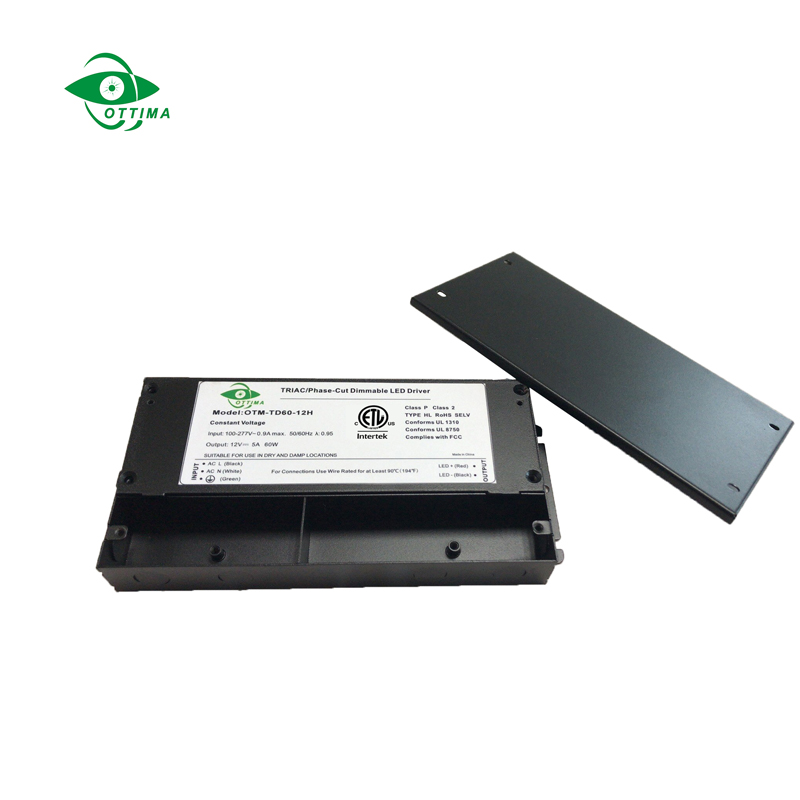 30W junction box triac dimmable LED driver 12v/24v  china LED driver for sale  constant current led driver supplier