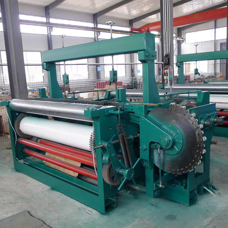 5.5KW Power heavy-duty metal wire net weaving machine JL2200D-3J/Z