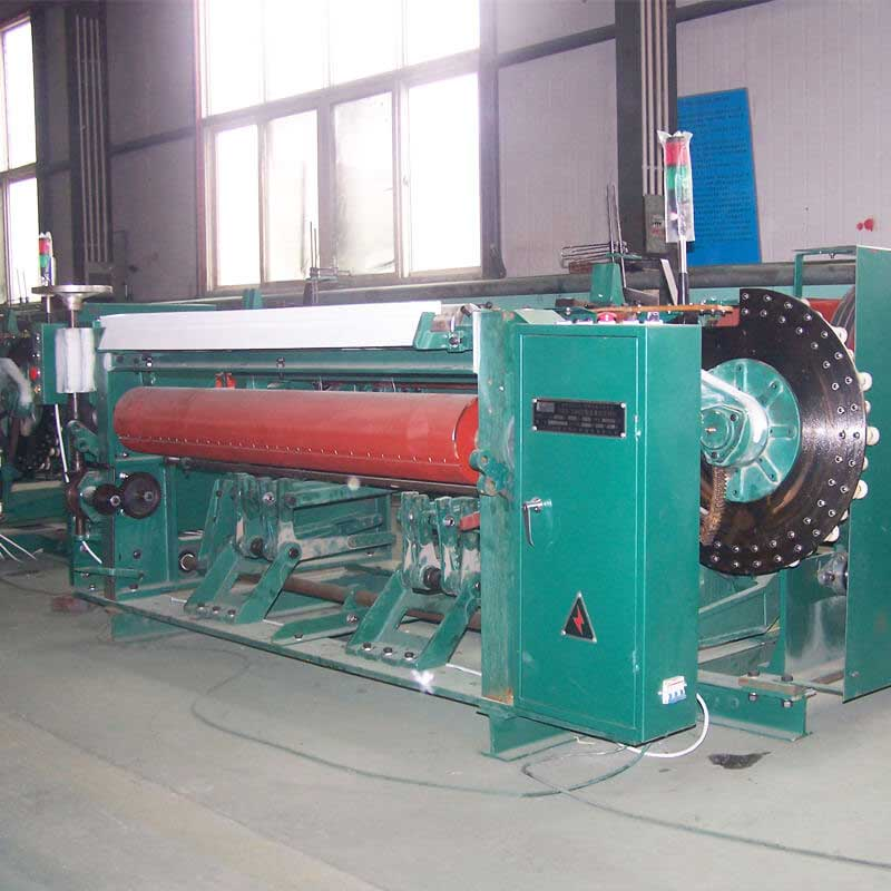 0.40-1.00mm Wire Diameter metal wire net weaving machine JL2500D-3J/Z