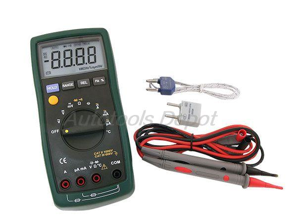Pro Autorange Digital Multimeter