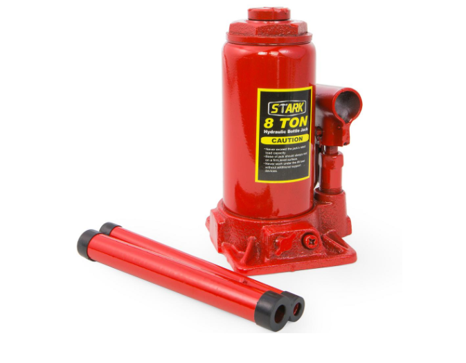 8T Hydraulic Bottle Jack