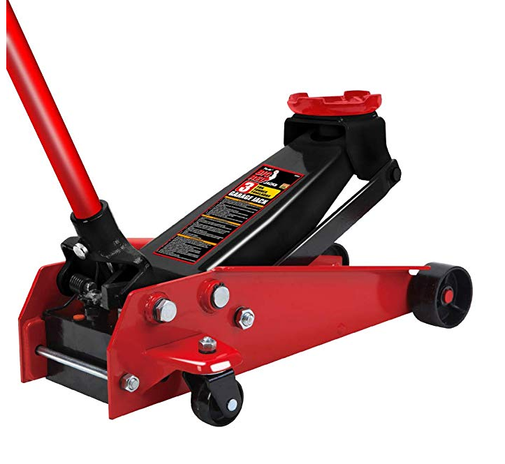 4.Hydraulic Floor Jacks