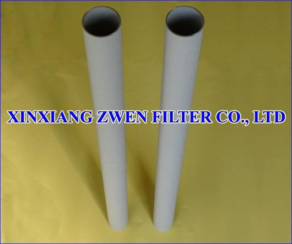 Titanium Sintered Filter Tube