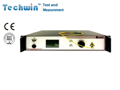 Techwin 1.0μm Narrow Linewidth CW fiber lasers for  Seed laser for high power fiber lasers