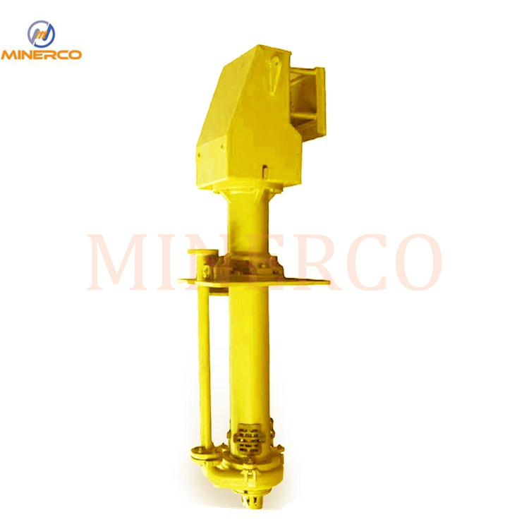 China Spr Vertical Liquid Centrifugal Slurry Pump