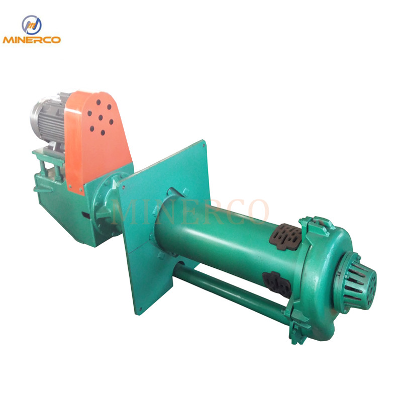 High Performance Centrifugal Froth Pump 6sv-Af Flotation Froth Slurry Pump
