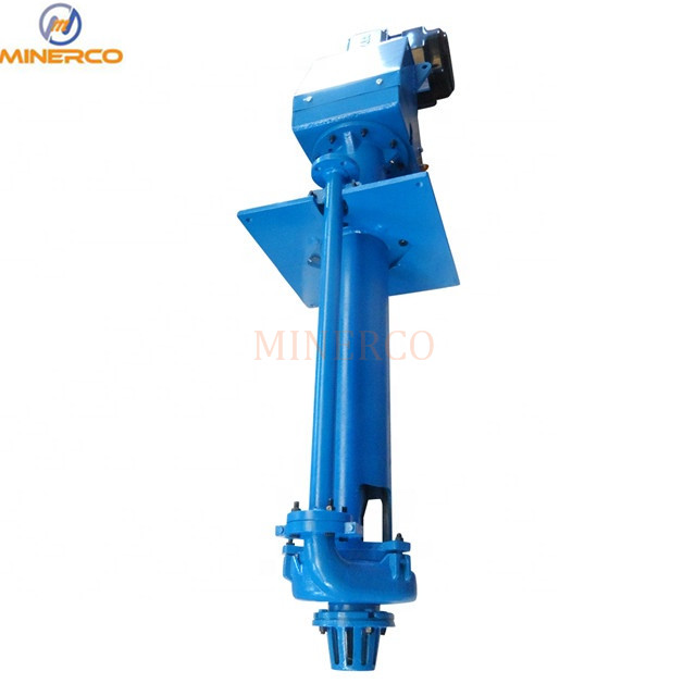 Centrifugal Solids Trash Sludge Ash Sump Vertical Slurry Pump