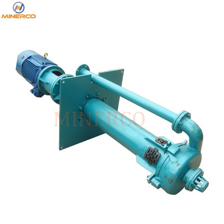 Vertical Sump Pump Slurry Mud Pump for Heavy Duty Indurty
