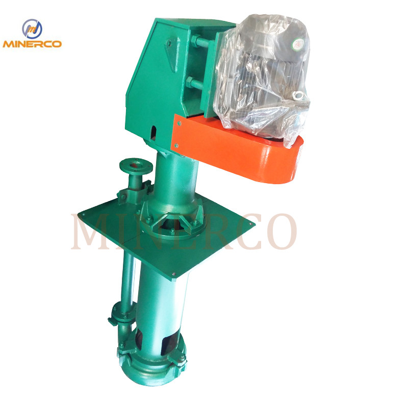 Pit Slurry Pump Vertical Pump Abrasive Mining and Solid Sewage